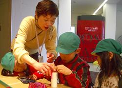 Lily-yarn Knitting Workshop