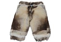 男子用 カリブーの毛皮製ズボン