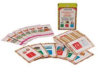 学習カード(コーランカードゲーム:アルファベット)