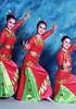 西ジャワの民衆舞踊クトゥック・ティル
