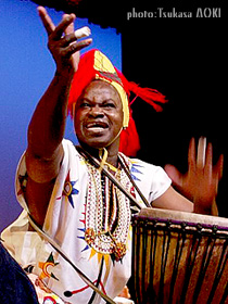 マリ国立民族舞踊団による音楽と踊り