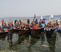 一般公開国際シンポジウム「カナダ先住民の歴史と現状」