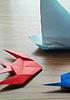 祝みんぱく30周年記念 大人も遊べる折り紙教室