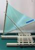 夏休みものづくりワークショップ「みんなで作ろう帆つきアウトリガーカヌー PartII」