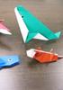 大人も遊べる折り紙教室 パートⅢ