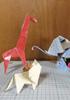 折り紙教室~アフリカの動物であそぼう!~