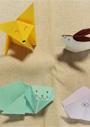 折り紙教室「グリーンランドの生き物」