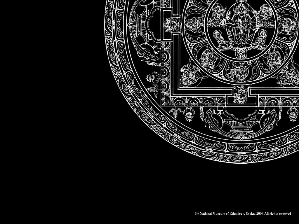 特別展 マンダラ チベット ネパールの仏たち 国立民族学博物館