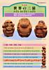 第35回新着資料展示「世界の三猿─みざる・きかざる・いわざる」