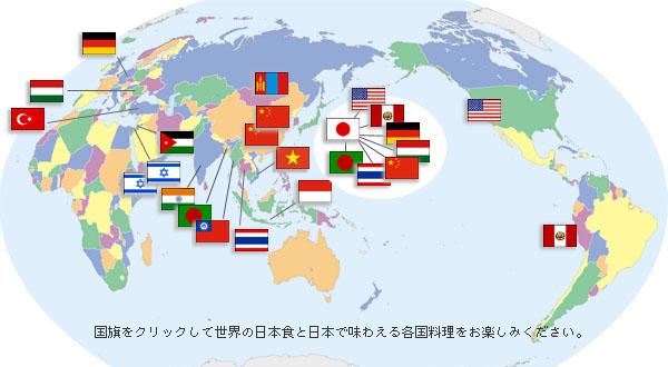 世界を食べる日本、日本を食べる世界 | 国立民族学博物館