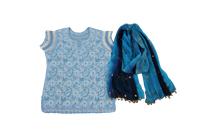 女子日常用衣装〈チュニック・ショール〉