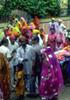 布がむすぶ社会生活:インド