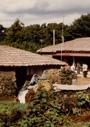 「済州島の民家」の調査と模型