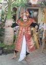 仮面が育む芸能―バリ島仮面舞踊劇トペンの世界