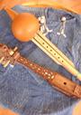 徳宏タイ族の音文化―音で対話する楽器と織機