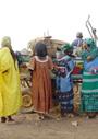 アフリカの布から見る世界の経済