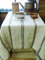 北方の織布と織機