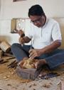 バリ島の仮面作りと職人―命をふきこむ技と祈り