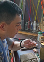 身近な素材、貴重な素材―台湾原住民族のビーズの多様性