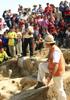 ペルーの文化遺産を守る