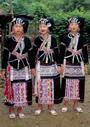 東南アジアの織機と衣装