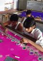 インド刺繍布がうみだす世界