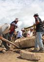 文化遺産の持続的な活用をめざして―南米ペルー北高地パコパンパ遺跡での試み