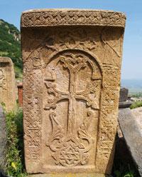 ハチュカル―拓本づくりでまなぶアルメニア十字架
