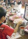 「韓日食博―わかちあい・おもてなしのかたち」関連ワークショップ「香りの体験『オリジナル七味づくり』」